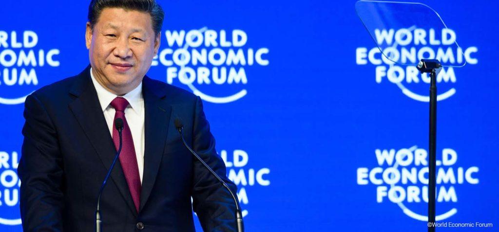Chiński prezydent broni globalizacji – Światowe Forum Ekonomiczne