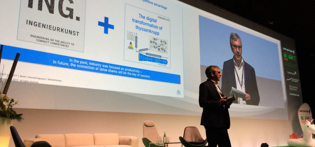 How digitalization is transforming the world