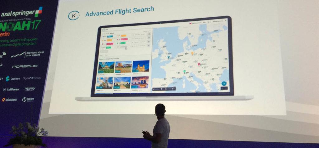Kiwi.com chce nie tylko latać