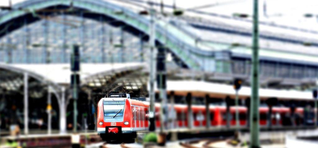 Startup station – Deutsche Bahn